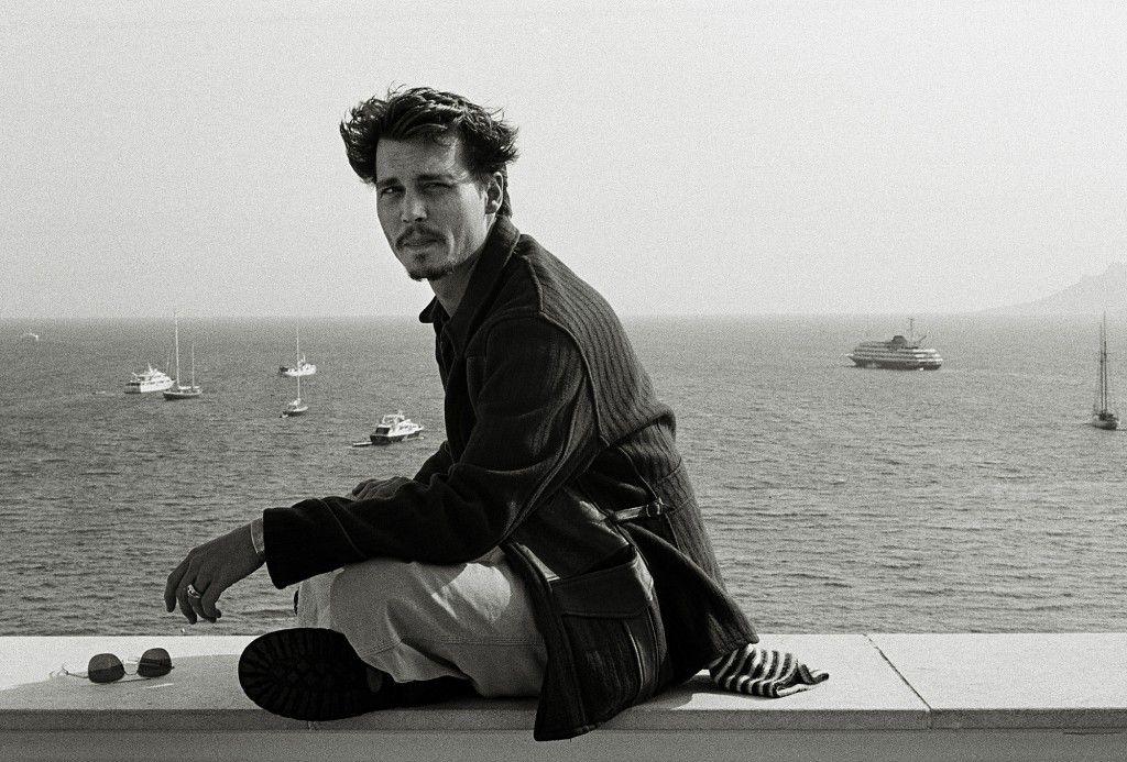 Johnny Depp - Cannes Film Festival
