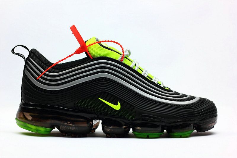 the latest 5c712 f39a5 New 2018 Nike Air Max 97 VaporMax KPU Crystal Green Black ...