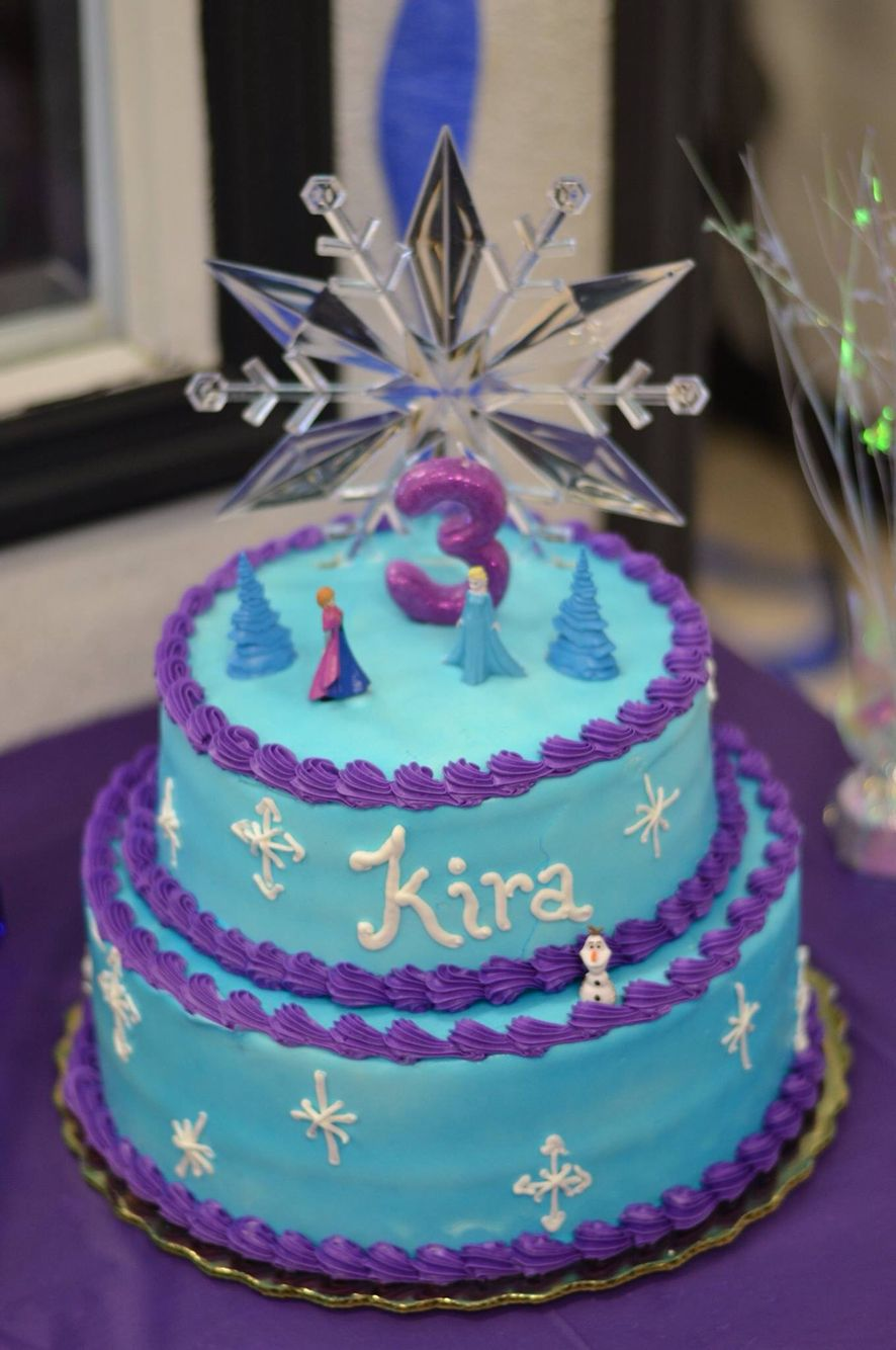 Publix Birthday Cake Frozen