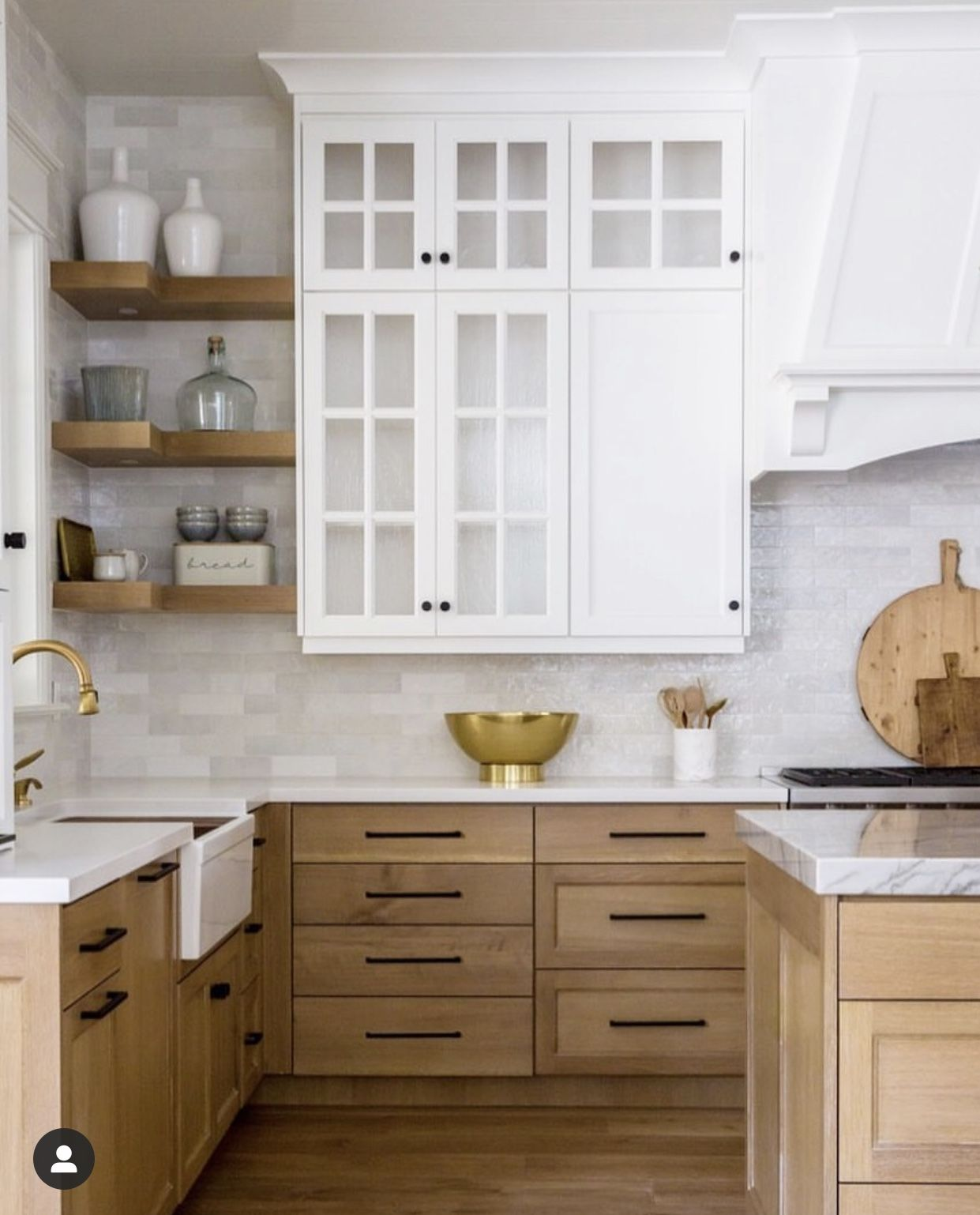 Wood Grain Cabinets Kitchen Design Kitchen Inspirations Home Kitchens