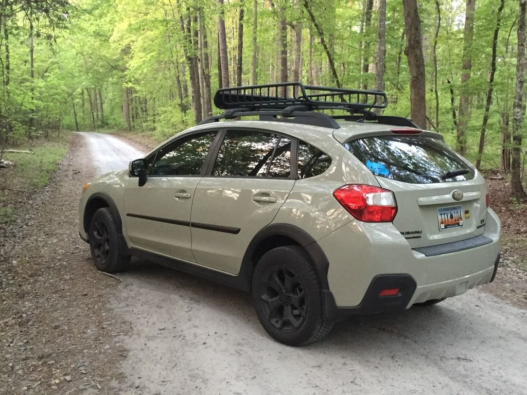 Black Wheels Subaru Crosstrek Google Search