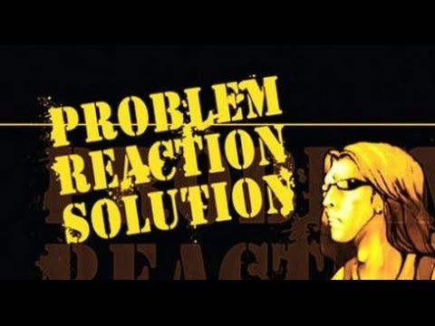 Problem Reaction Solution - David Icke Explains the Hegelian Dialectic