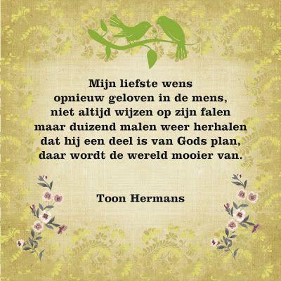 spreuken en gezegden toon hermans Toon Hermans   gedichten en quotes   Pinterest   Gedichten  spreuken en gezegden toon hermans