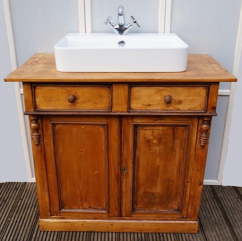 lybste-badmoebelde - Klein und Fein - macht jedes Bad zum Unikum - designer kommoden aus holz antike