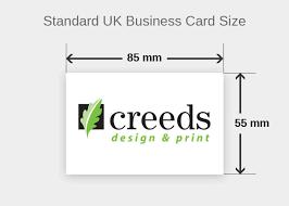 Pin By Man Chun Lee On Business Card Standard Business Card Size Business Card Size Business Cards