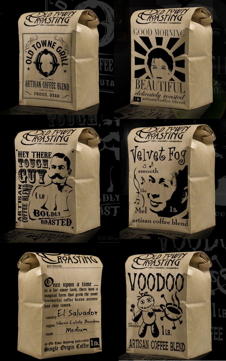 Pin By Kimberly S On Le Cafe Coffee Packaging Coffee Bag Design Chocolate Packaging