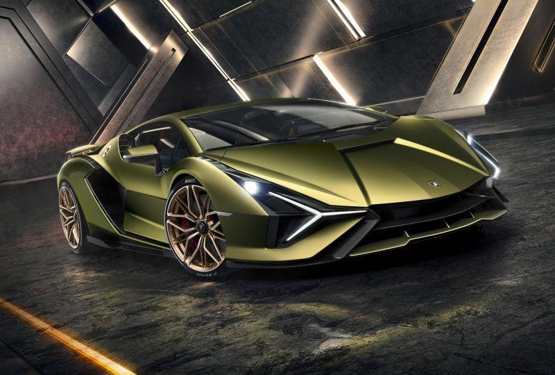 Lamborghini Sian 1920x1080 2019 4k 8k Wallpaper Wallpaper Grab Wallpapers Free Downloads Of Hd Wallpapers For Android Iph Super Araba Lamborghini Hibrit