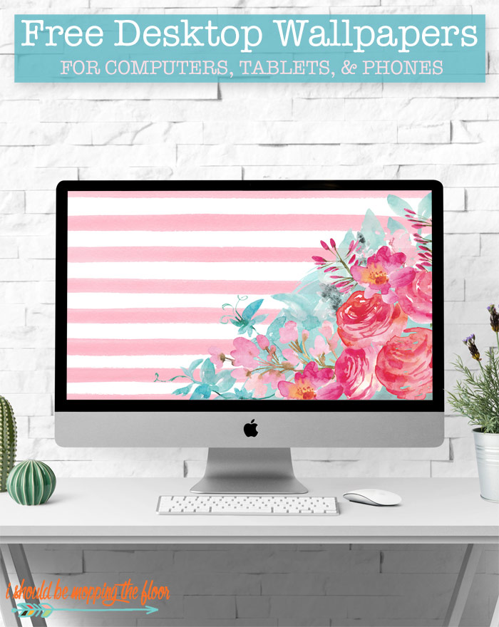 Free July Desktop Wallpaper For All Devices Desktop Wallpaper Design Cute Wallpapers For Ipad Free Desktop Wallpaper Backgrounds