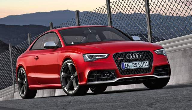 2019 Audi RS5 TDI Diesel Changes and Price | 2018/2019 ...