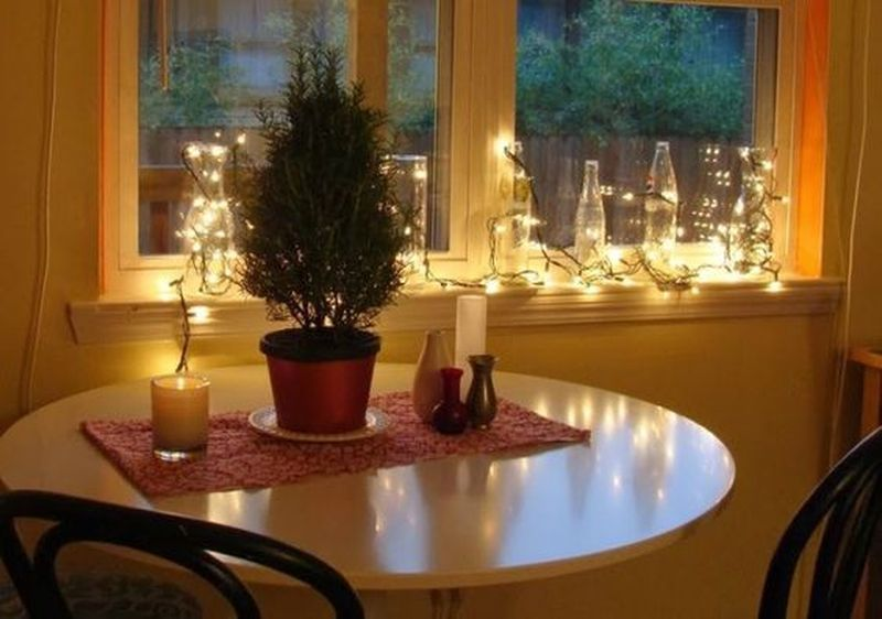 11 Ways To Decorate Your Home Decor All Year Long Using Twinkle Lights images