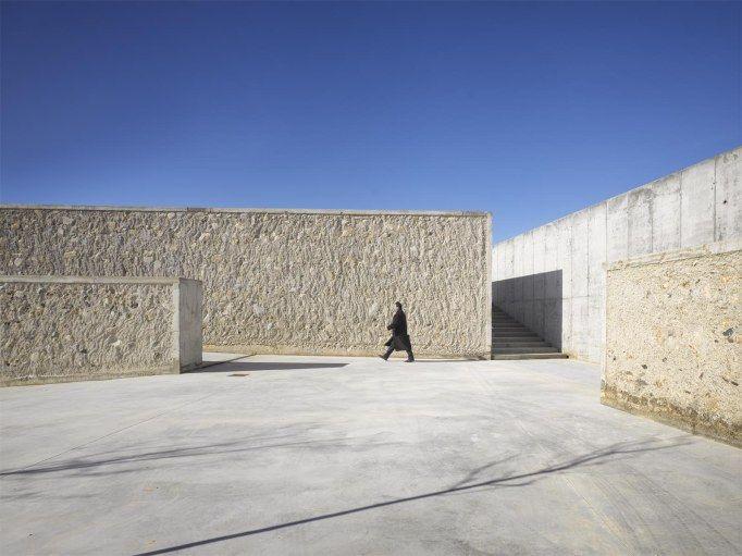 SO: Ansicht Mauer