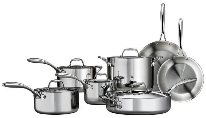 Top Post 2017 Best Stainless Steel Cookware Ing Guide Reviews Affordable Kitchen And Baths