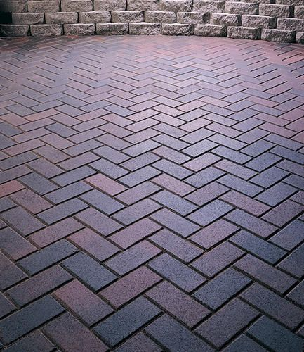 Landscape Patio Menards Patio Blocks For Cozy Your: Brick Paver Patio, Paver