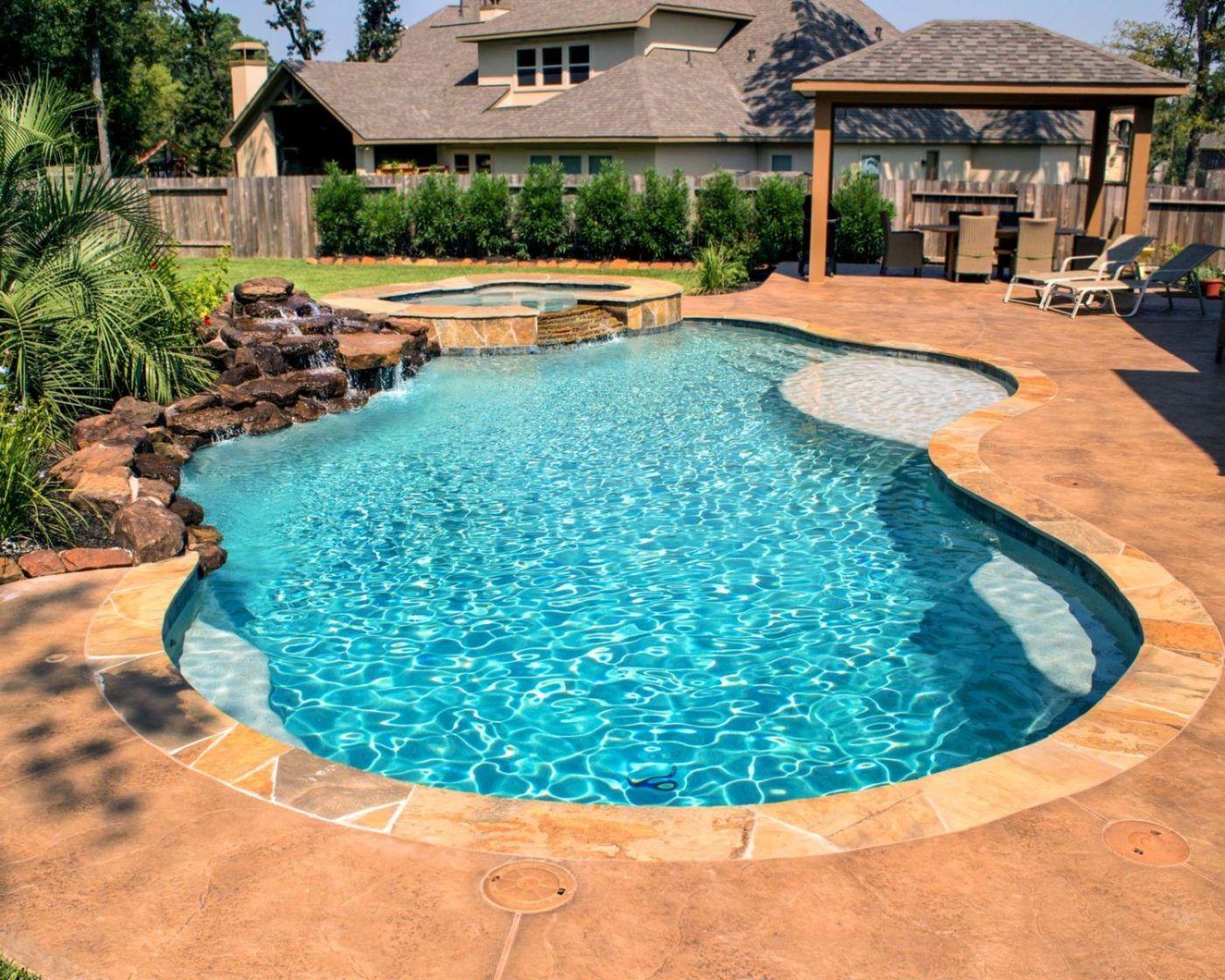 Custom pools priced between k in pools swimming