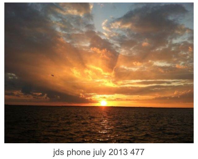 Photo Taken By Joe Jds Hvac Service Long Beach Island Surf City Linden Nj With Images Long Beach Island Surf City Sunset
