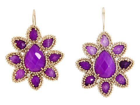 Kendra Scott earrings 6pm.com
