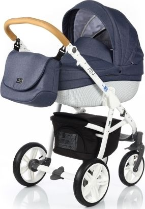 my junior vita denim navy kinderwagen stroller baby pinterest kids and parenting. Black Bedroom Furniture Sets. Home Design Ideas