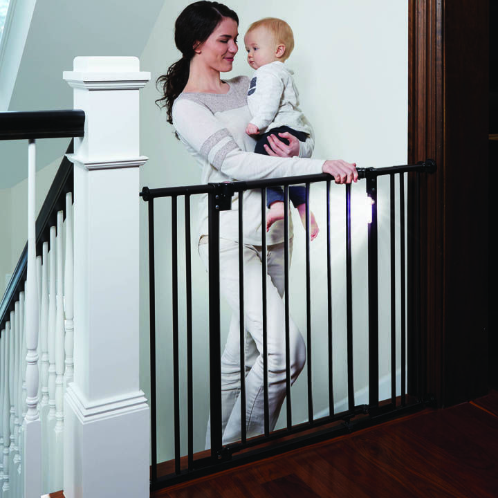 Baby Safety Gates For Top Of Stairs Baby Gates Gate And Babies