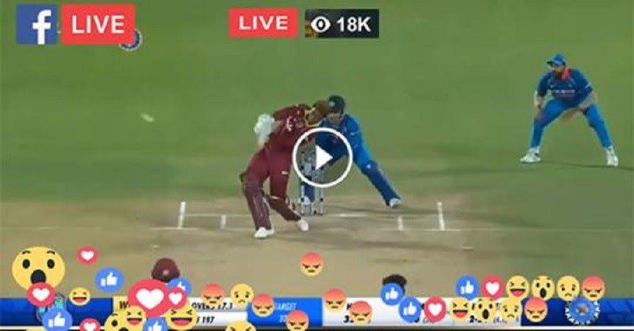 Live Cricket We Green Sports Live : IND vs WI Live Match