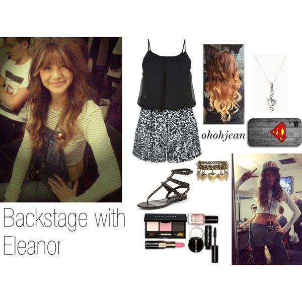 """Backstage with Eleanor"" by ohohjean on Polyvore"