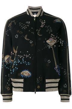 Valentino Astro Couture Bomber Jacket Https Modasto Com Valentino Kadin Dis Giyim Br2388ct54 Bomber Ceket Moda Stilleri Tasarimci Giyim