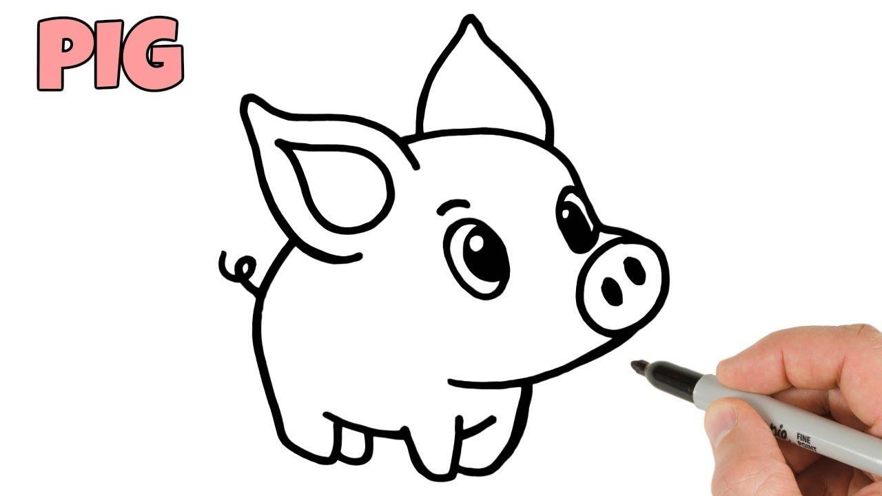 Cute Art Cute Cartoon Drawings Animal Drawings Easy Animal Drawings
