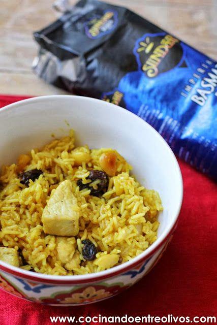 Cocinando entre olivos arroz con pollo a la moruna - Cocinando entre olivos ...