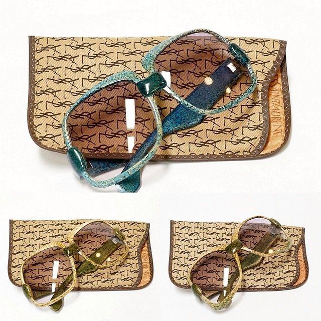 YSL vintage sunglasses  #YSL #vintagesunglasses #etsy