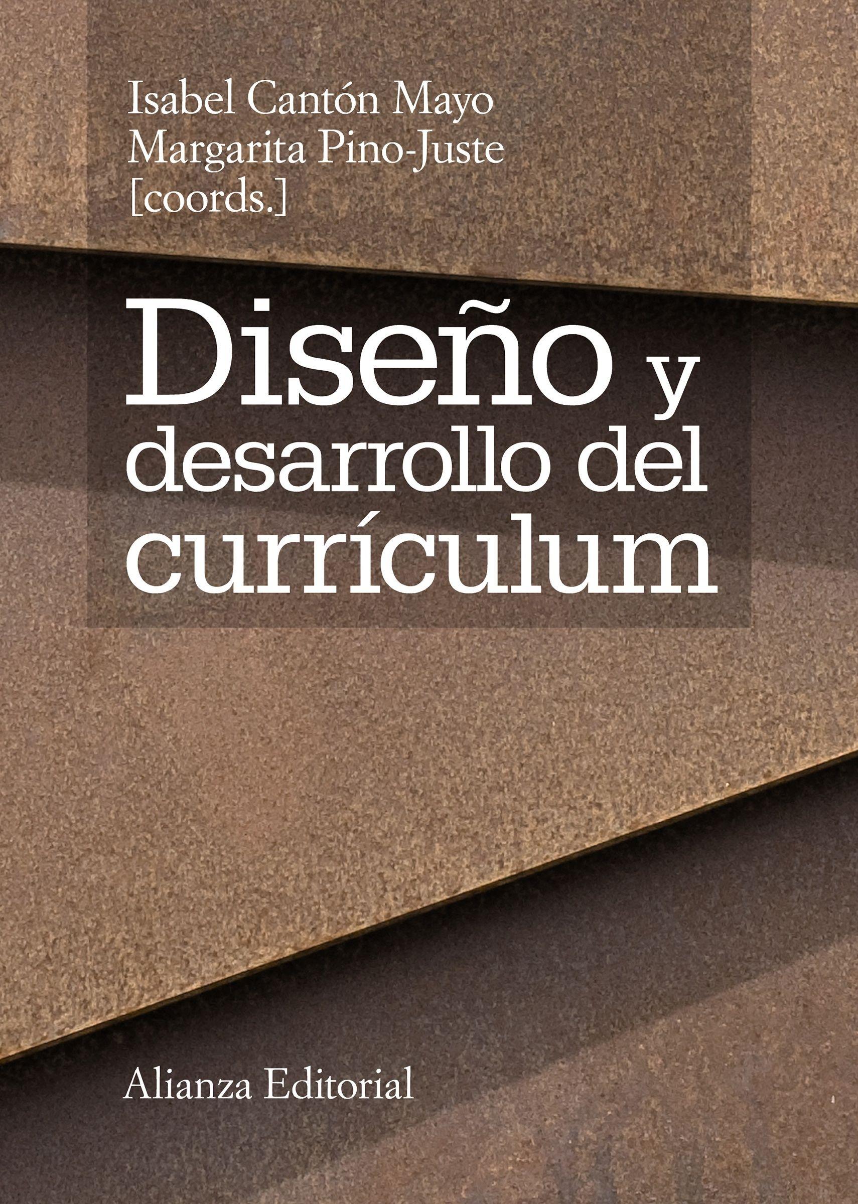 Pino-Juste, Margarita. Diseño y desarrollo del currículum. Larousse ...