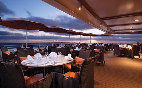 Oceania Riviera, nave di lusso della compagnia Oceania