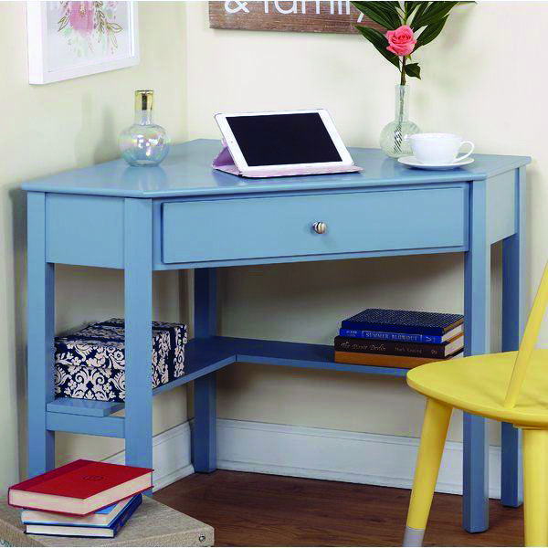 17 DIY Corner Desk Ideas to Build for Your Office Wood
