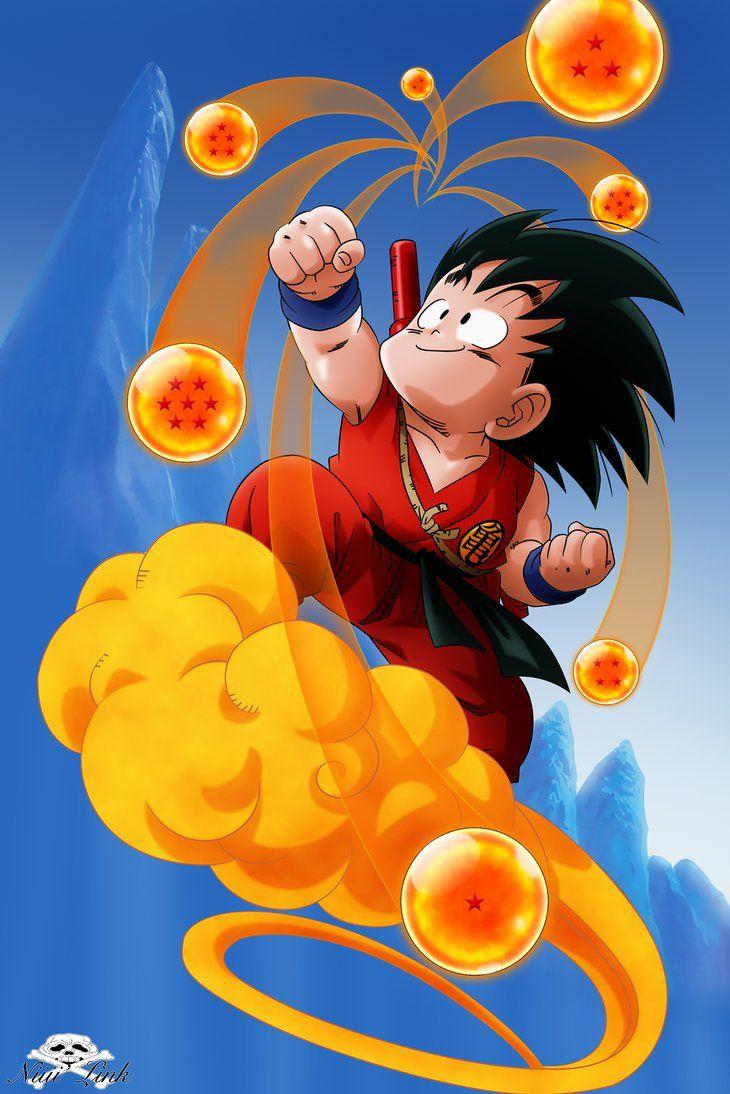 [DB] Go Goku Go by Niiii-Link on DeviantArt