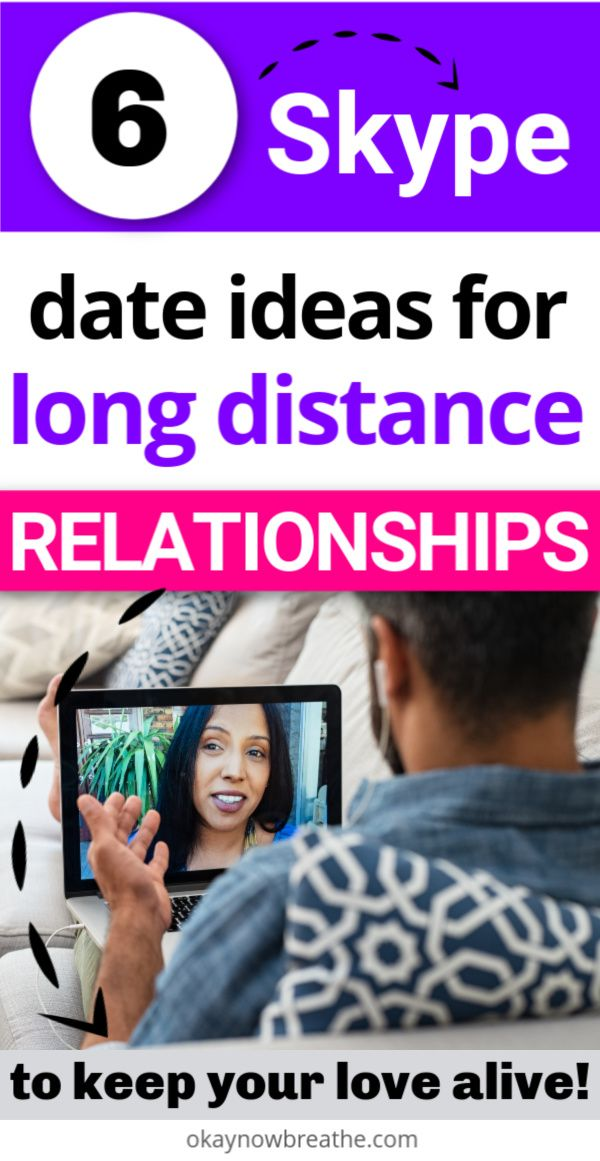 6 Skype Date Ideas for Long Distance Relationships (Keep