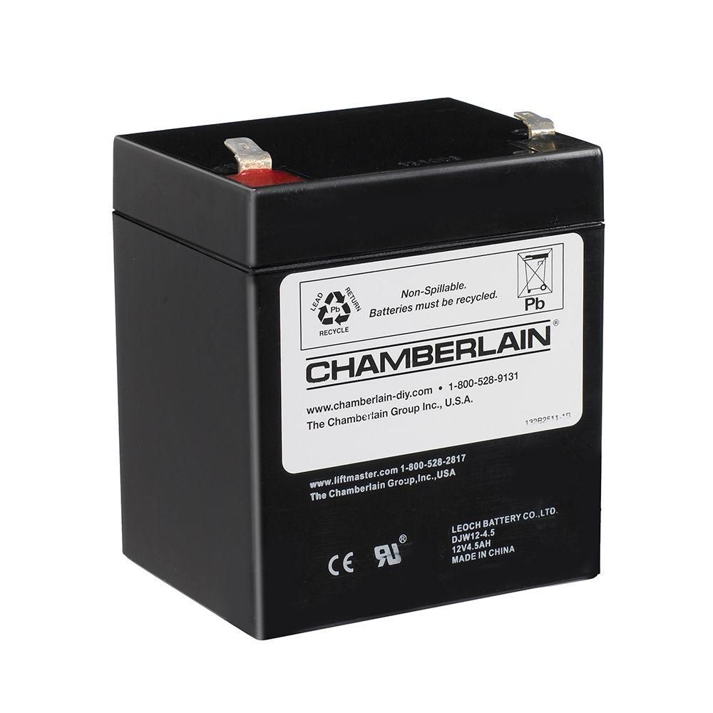 Chamberlain Garage Door Opener Battery Replacement 4228