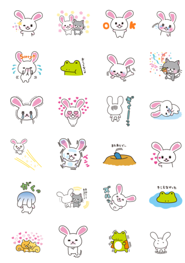 Mofy Animated Stickers