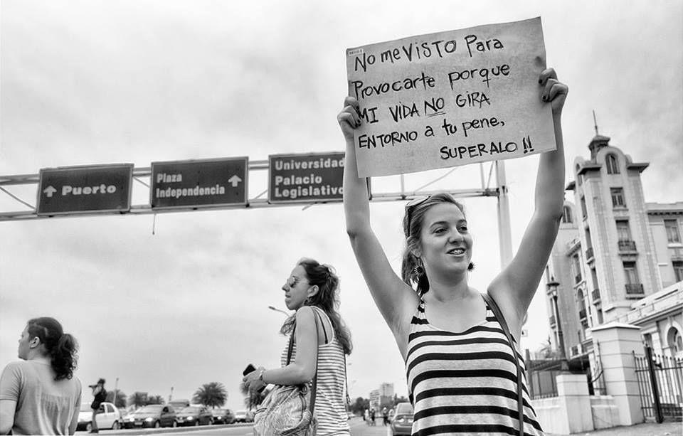 No Me Visto Para Provocarte Feminismo Frases Feministas