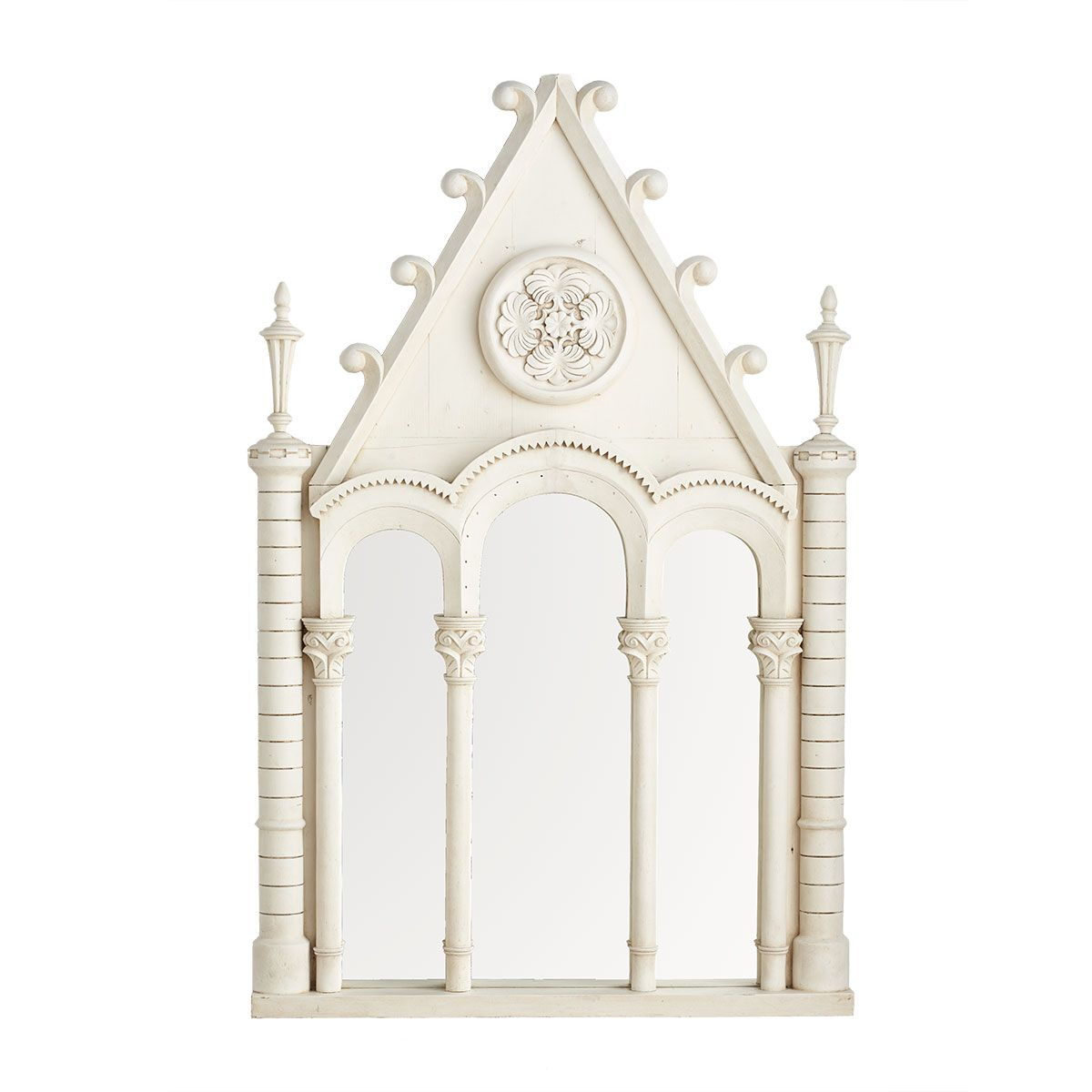 W6671Chartres Cathedral Mirror Mirrors