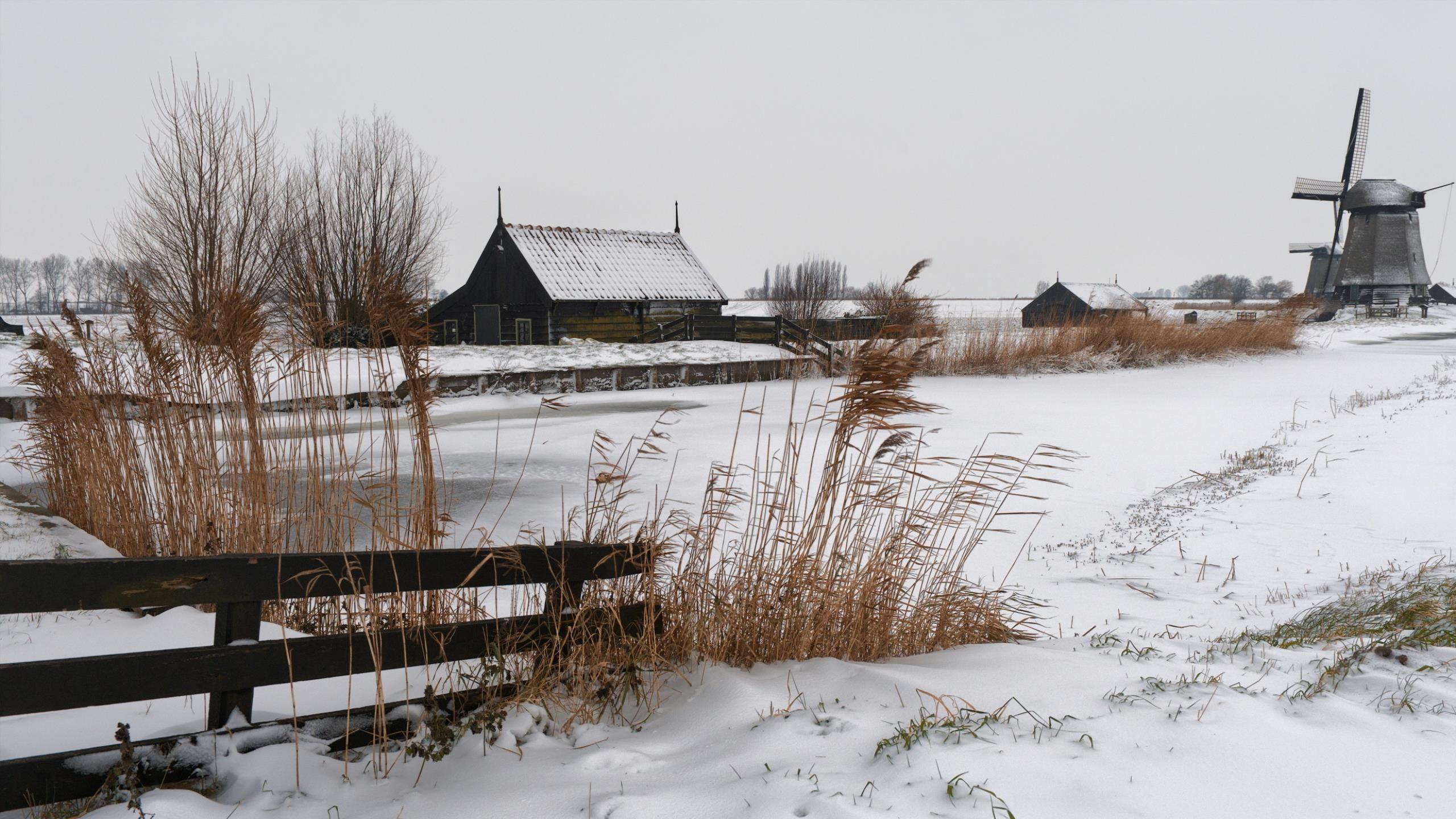winter farm scene Art Ideas Winter landscape, Snow