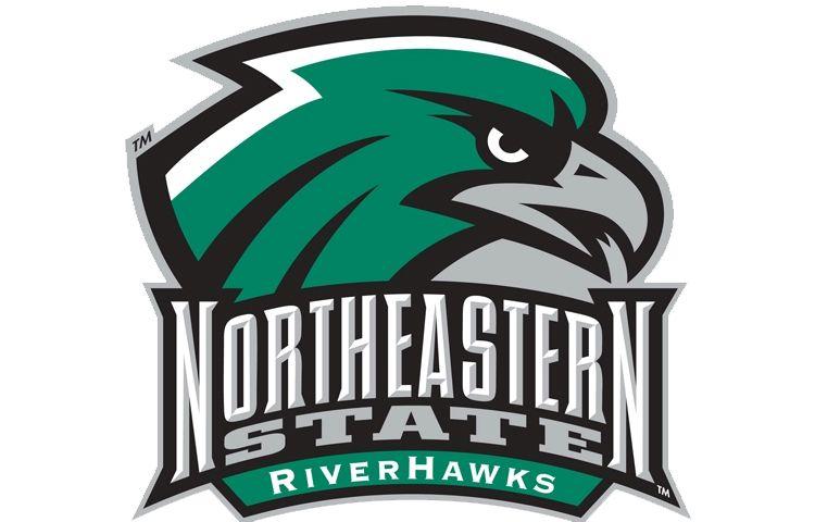 Northeastern state university riverhawks schedules news