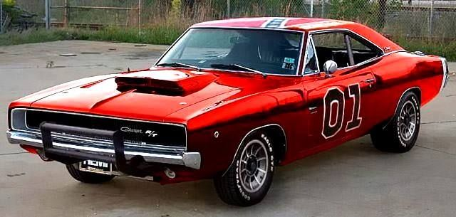 custom chromed red general lee charger thoughts muscle cars pinterest voitures muscl es. Black Bedroom Furniture Sets. Home Design Ideas
