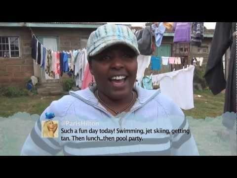 Celebrity Tweets Read By Kenyans - #funny