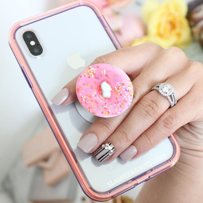 Best Drugstore Press On Nails Impress By Kiss Iphone Cuteness
