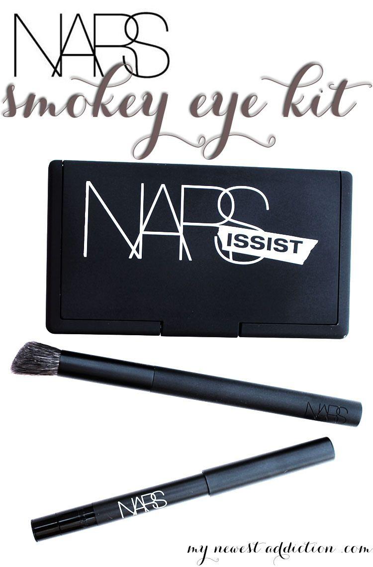 NARS Smokey Eye Kit - My Newest Addiction Beauty Blog