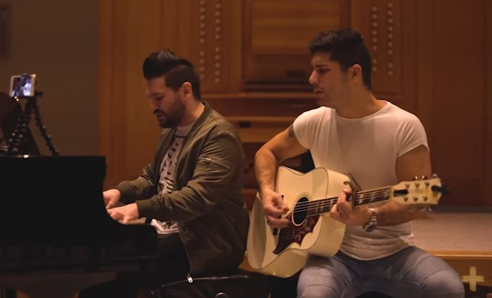 Dan + Shay Cover Sam Hunt's 'Body Like a Backroad'