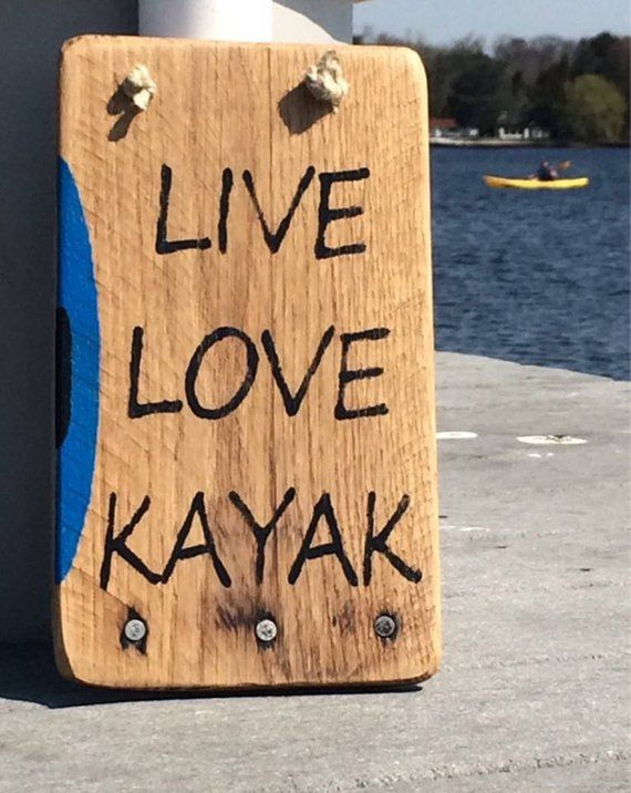 kayak gifts kayak signs kayaking gifts for kayaker signs whitewater kayaking ocean kayak signs for k