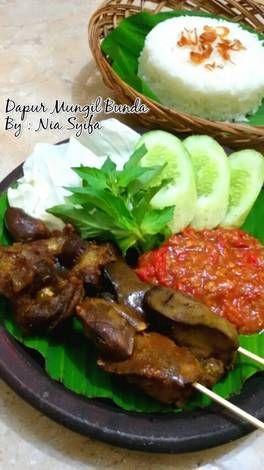 Resep Sambal Lalapan : resep, sambal, lalapan, Lamongan