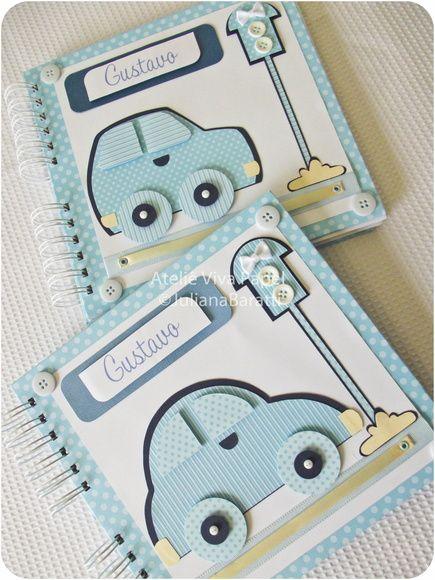 Livro do Bebê + Álbum