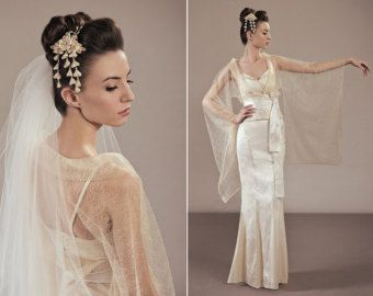 Japanese-inspired Wedding Dresses