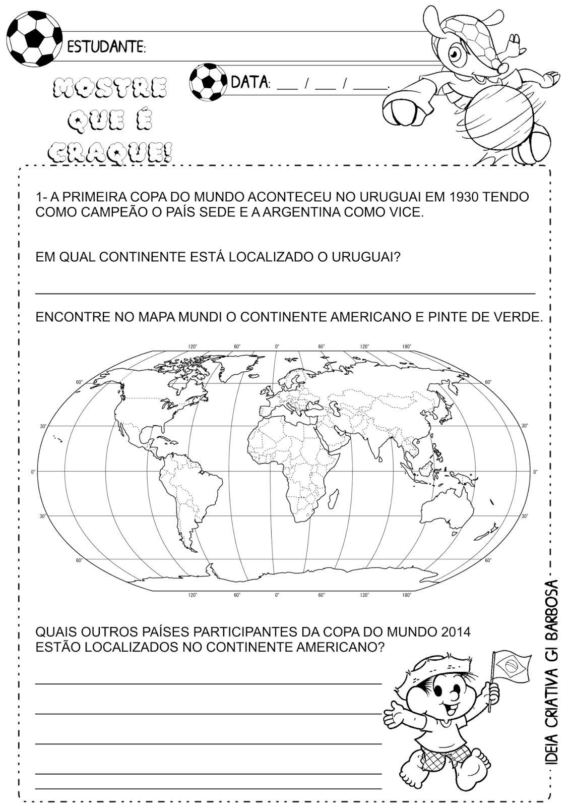 copa do mundo good teaching ideas pinterest teaching ideas