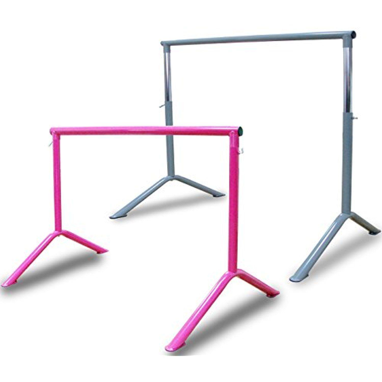 Ballet Booty Barre Single Bar Freestanding Adjustable Portable Kid Dance Studio